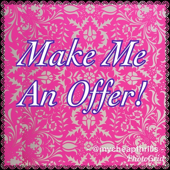 Other - All Reasonable Offers Considered 💁🏻♀️